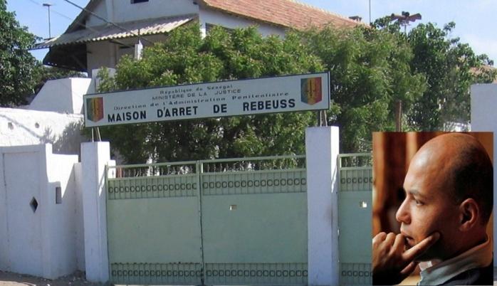 REBEUSS : Karim Wade reçoit des responsables du PDS