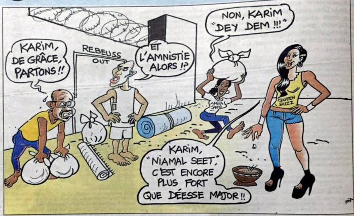 Karim...de grâce sort de là (Odia)