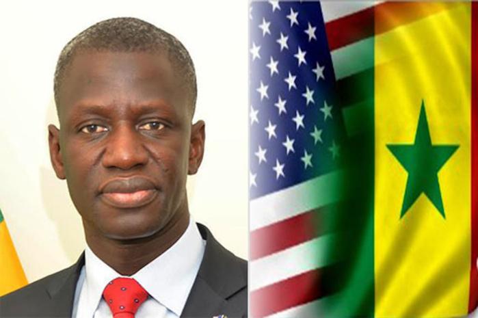 """El hadj Ndao Consul général du Sénégal à New York : """"Ce que le président a fait pour les sénégalais qui doivent être expulsés (...) Ils ne sont pas encore venus parce que..."""""""