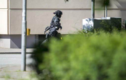 Attaque d'un cinéma en Allemagne : la police abat l'assaillant