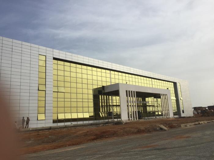 Parc industriel de Diamniadio : La Chine félicite le Sénégal, plus de 5000 emplois  attendus  en 2017