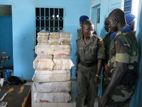 Parcelles Assainies : Lamane Ndiaye pris avec 125 kg de yamba