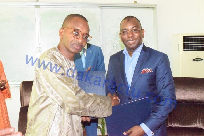 Accord de partenariat : UGB et IAM, même mission, même destin
