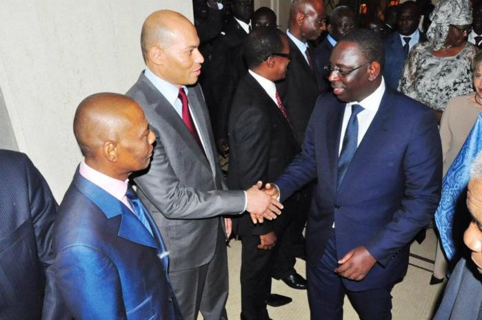 Réaction de la DSE - APR/ FRANCE à la suite de la grâce présidentielle accordée aux prisonniers karim WADE et Cie