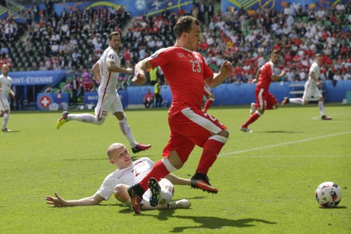 Euro 2016 : la Pologne se qualifie pour les quarts de finale aux tirs au but