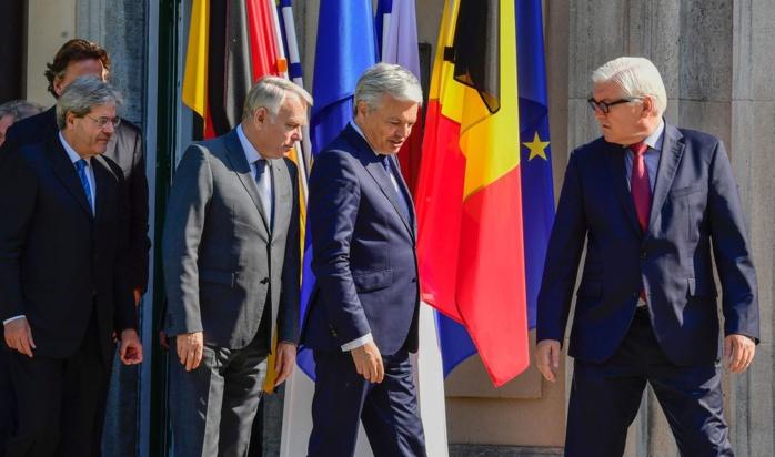 Après le « Brexit », les membres fondateurs de l'UE souhaitent que le Royaume-Uni amorce sa sortie « le plus vite possible »