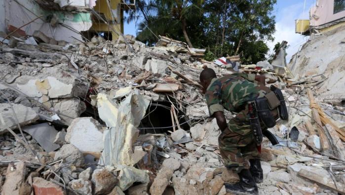 Attaque contre un hôtel de Mogadiscio : Onze morts dont un secrétaire d'Etat