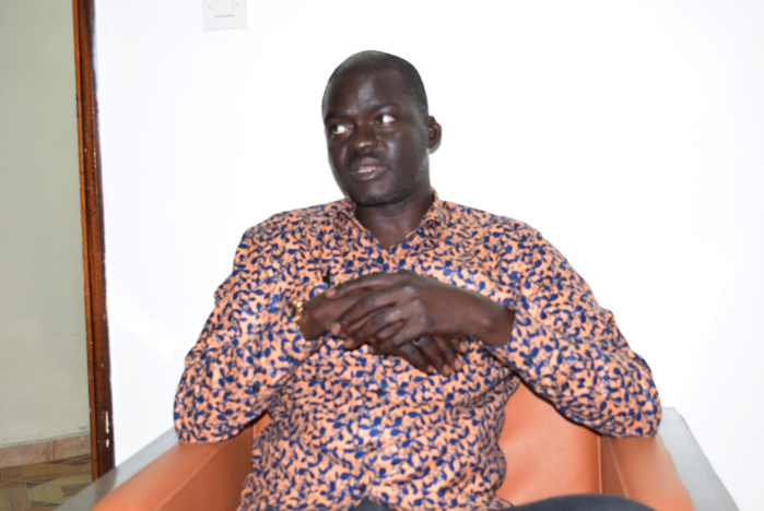 Alinard Ndiaye (président du Mlk) : « Jusqu'à preuve du contraire nous considérons que Karim n'a perdu aucun de ses droits…»