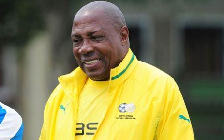 Football : Shakes Mashaba, Sélectionneur de l'Afrique du Sud : « L'Afrique du Sud ne peut pas se permettre de rater le Mondial 2018 »