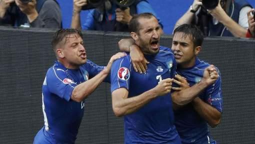 Euro 2016 : L'Espagne, tenante du titre, sortie par une incroyable Italie (2-0)