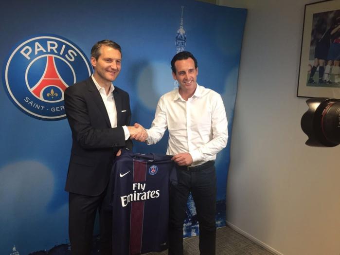 Officiel : Unaï Emery nommé Entraîneur du PSG