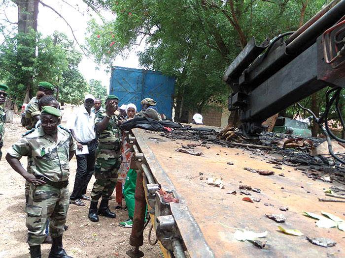 Coupe abusive de bois dans la région de Ziguinchor : Un pillage sino-gambien soutenu par les bandes armées