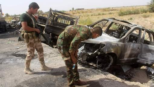 150 djihadistes qui tentaient de fuir tués dans des frappes près de Fallouja