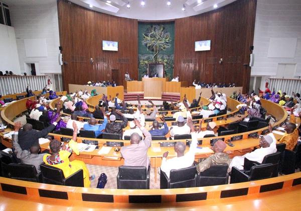 Assemblée Nationale : Installation du député Oumar Seck de l'Urd
