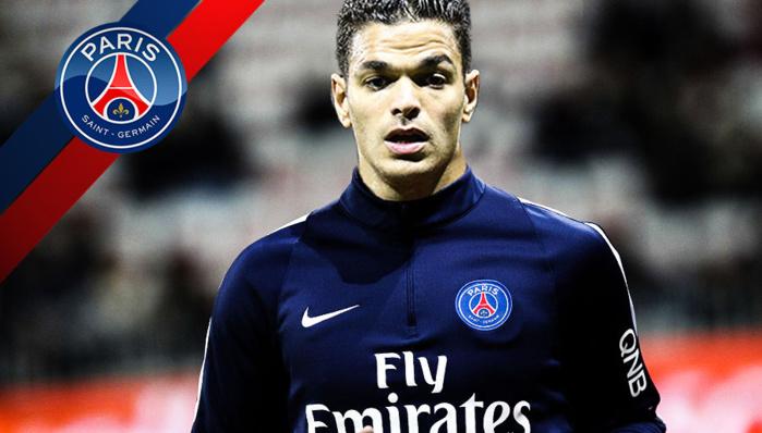 Hatem Ben Arfa au PSG (officiel)