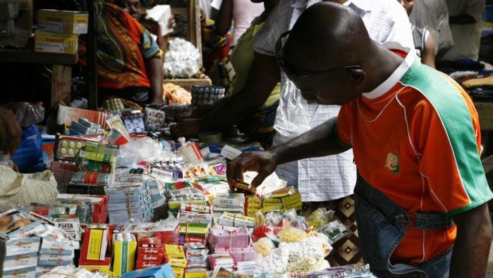 Une destinataire de 643 kg de médicaments illicites arrêtée à Touba