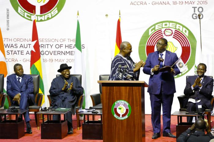 Retrait d'urgence des enfants des rues : La CEDEAO félicite le président Macky Sall