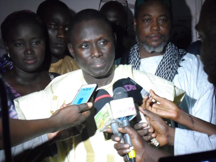 MOR SECK (Apr Touba) : « Ce qu'il faut c'est un dialogue direct entre le Président et les populations de Touba »