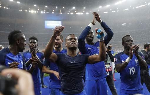 Euro 2016 : Le conte de fées islandais est fini, les stars françaises au rendez-vous