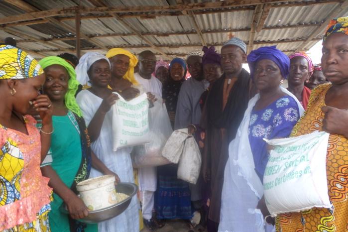 Les champs du savoir : Une réponse au financement de l'école Sénégalaise.