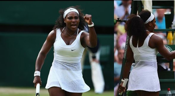 12e quart de finale pour Serena Williams à Wimbledon