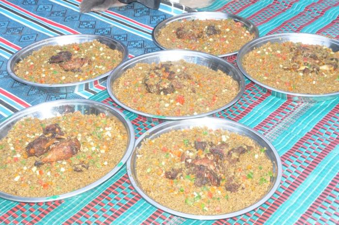 Bambey : La fin du ramadan ne freine pas les actions de solidarité