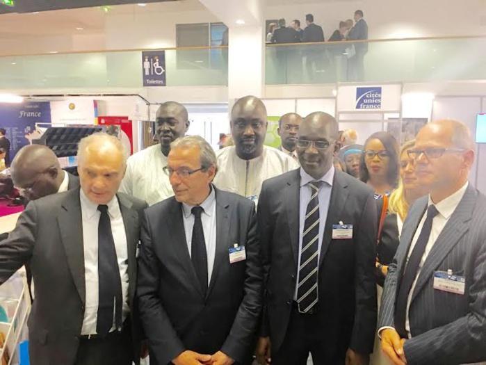 Paris : Plaidoyer de Maodo Malick M'baye pour une formation approfondie des élus locaux à la base