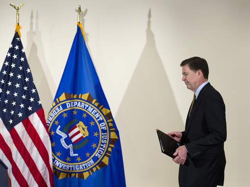 Le FBI recommande de ne pas poursuivre Hillary Clinton