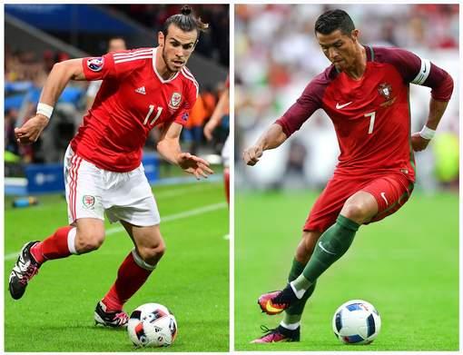 Euro 2016: Bale contre Ronaldo, deux stars pour une place en finale