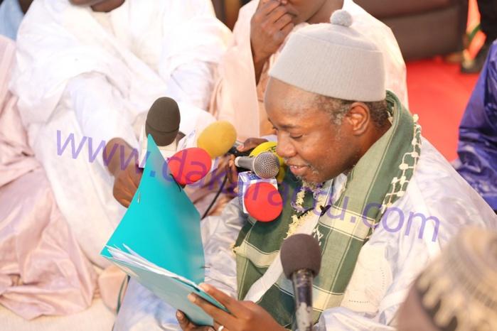 MAZALIKOUN JINNAN : L'Imam appelle au respect des enseignements dans le Coran et au culte du travail