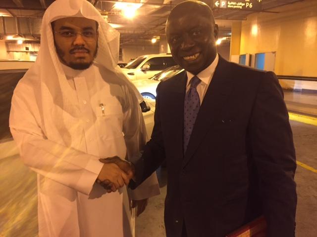 Aïd El Fitr : Idrissa Seck a prié à la Mecque