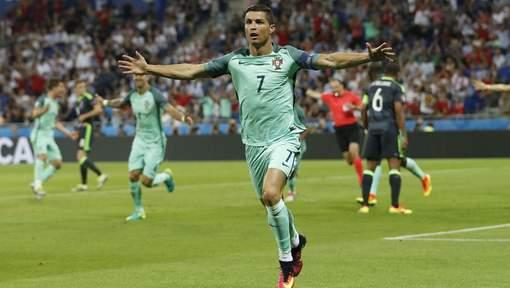 Euro 2016 : Le Potugal et Ronaldo en Finale (2-0)