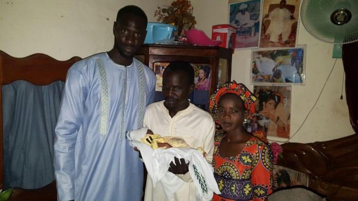 HOMONYMIE : Encore un bébé qui porte le nom de Karim Meïssa Wade