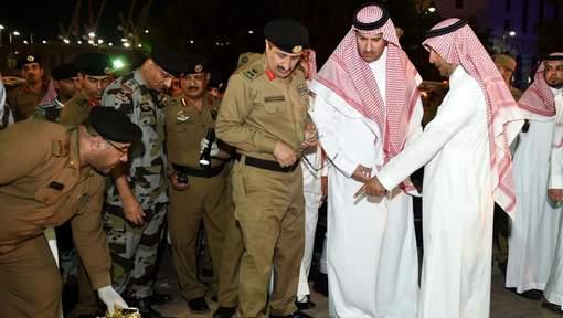 Arrestation de 19 suspects pour les attentats de lundi en Arabie Saoudite