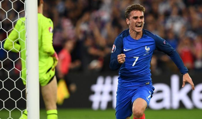 Equipe de France : Griezmann, le fils de Platini ?