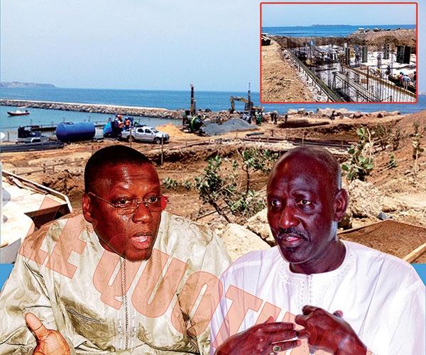 Construction sur la corniche / Atépa et Aïdara pas sur le même terrain : «Je pense que Atépa s'est retiré parce que Wade n'est plus là» (Aïdara) - «On dérange beaucoup de gens, car il y a de la corruption» (Atépa)