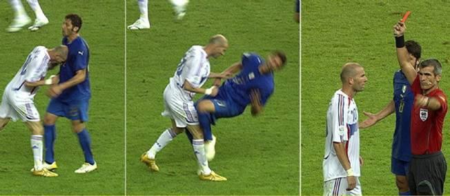 Materazzi ne regrette pas d'avoir provoqué Zidane (Voir le site Euro 2016 de football)