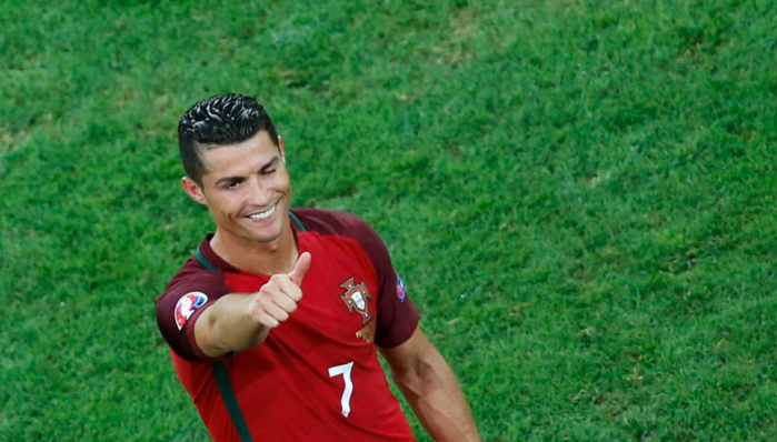 "Finale Euro 2016 :  ""La France est favorite"" (Ronaldo)"