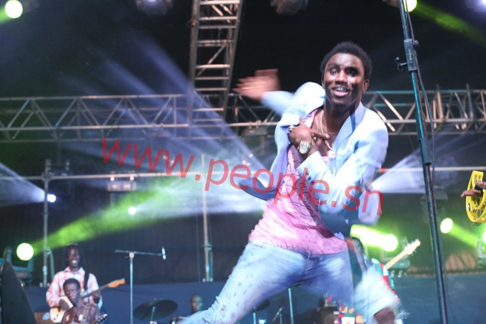 Les images du concert de Wally Ballago Seck hier au Cices