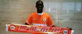 Papiss Demba Cissé rejoint Shadong Luneng en Chine