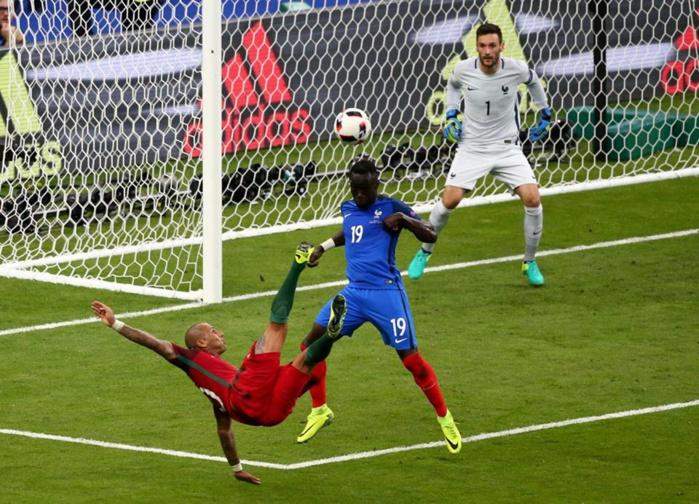 0-0 entre la France et le Portugal ! Cette finale se jouera aux prolongations !