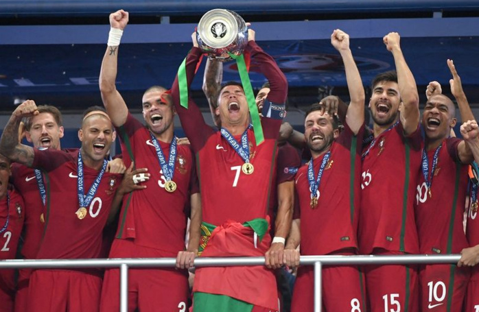 Le Portugal est champion d'Europe