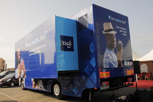 L'innovation au cœur de la Tournée Jotaay de Tigo