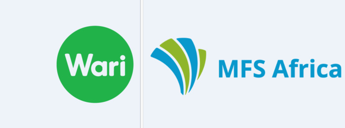 Partenariat Wari – MFS / Transfert d'argent en Afrique :  Le Mobile Money et la plateforme Wari désormais connectés