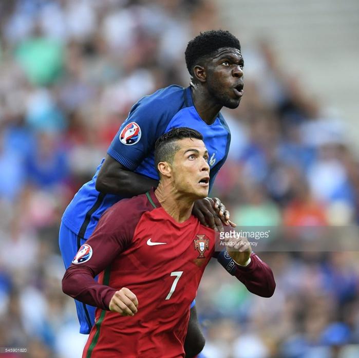 Equipe de France : Le marabout d'Umtiti a blessé Ronaldo !