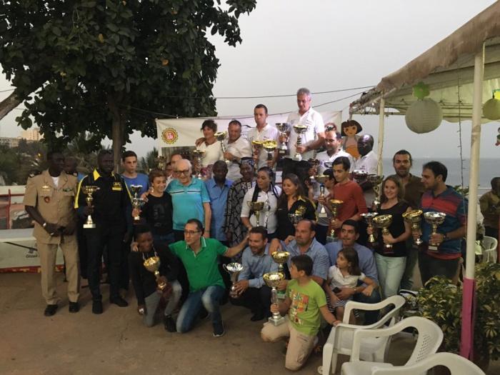 Daouda M'bow remporte le championnat du Sénégal de course automobile