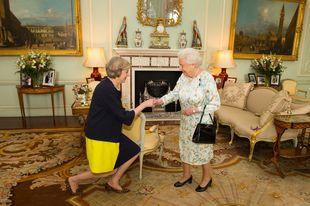 Thérèsa May devient officiellement Premier ministre du Royaume-Uni