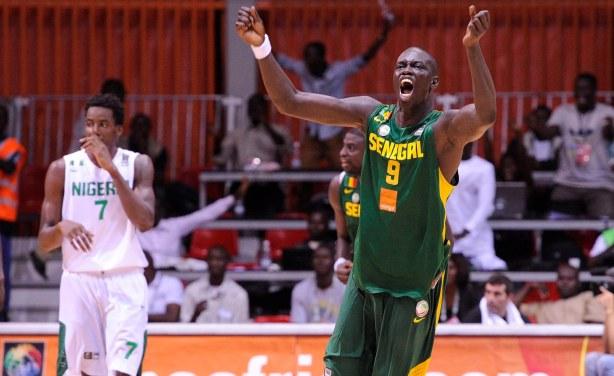 Capitaine des Lions : Malèye N'doye toujours disponible pour l'équipe nationale de basket du Sénégal.