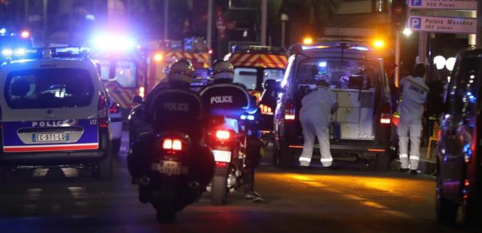 ATTENTAT DE NICE :  Les victimes ont été fauchées sur une distance de 2 km.