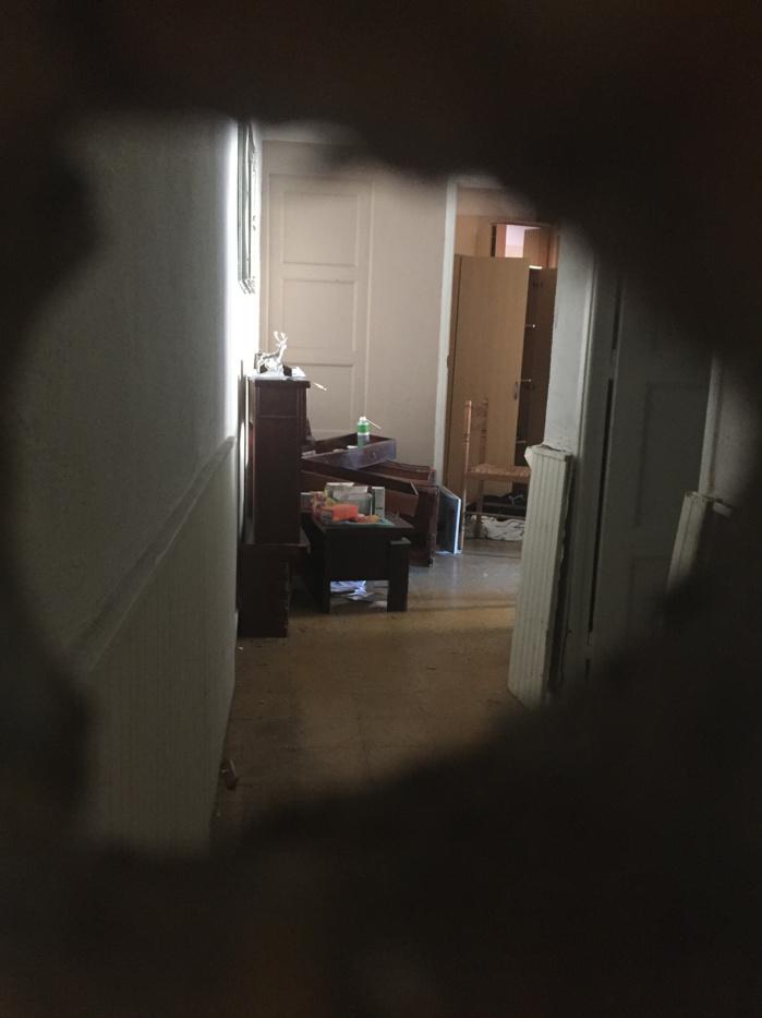 Voici une photo de l'appartement de Mohamed Lahouaiej Bouhlel,  le terroriste de Nice